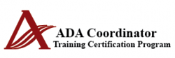 ADA Coordinator Training Certification Program